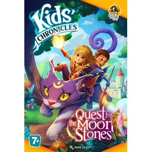 Kids Chronicles: Quest for the Moon Stones ^ NOV 2021