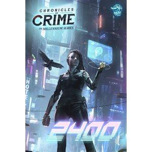 Chronicles of Crime: 2400 ^ NOV 2021