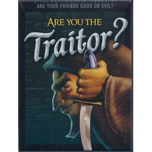 Are You The Traitor? (no amazon sales)