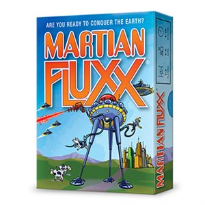 Martian Fluxx (No Amazon Sales)