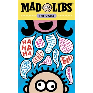 Mad Libs The Game (no amazon sales)