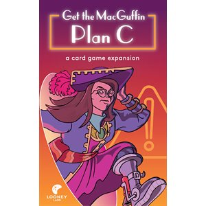 Get the MacGuffin: Plan C (no amazon sales)