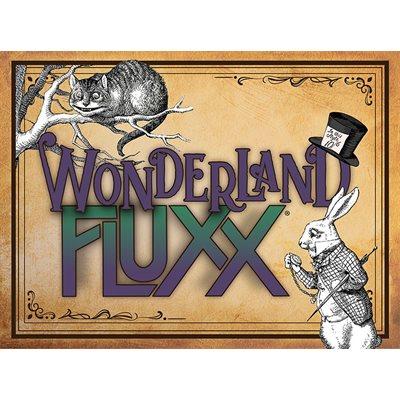 Wonderland Fluxx (No Amazon Sales) ^ OCT 2021
