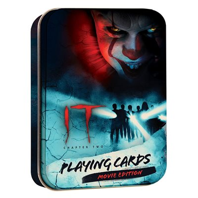Playing Cards: IT Chapter Two(Tin) (No Amazon Sales)