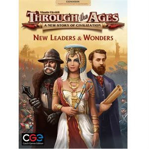 Through the Ages: New Leaders & Wonders ^ NOV 30 2019
