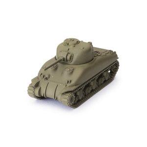 World of Tanks: Wave 2 Tank - American - (M4A1 75mm Sherman) - Medium Tank