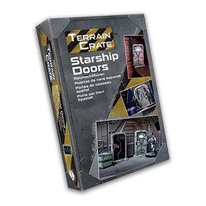 Terrain Crate: Starship Doors