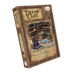 TerrainCrate: Wizards Study