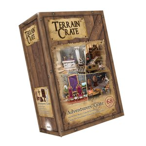 TerrainCrate: Adventurers' Crate