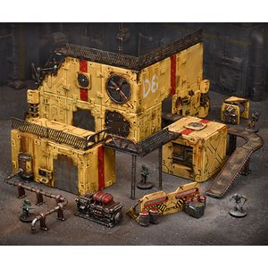 Terrain Crate: Industrial Zone