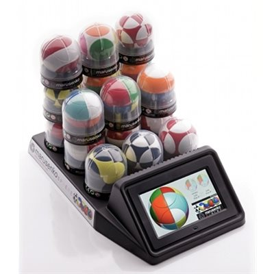 Marusenko Sphere Video Display Bilingual