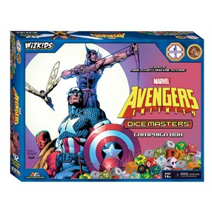 Marvel Dice Masters: Avengers Infinity Campaign