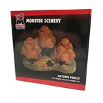 Monster Scenery: Autumn Forest (No Amazon Sales)