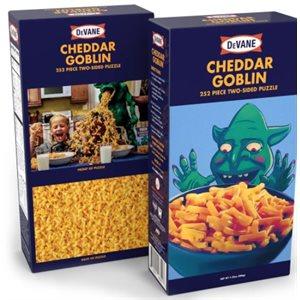 Puzzle: 252 Cheddar Goblin 2-Sided Puzzle (No Amazon Sales) ^ Q4 2021