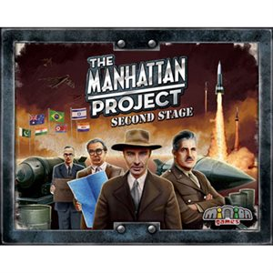 Manhattan Project Second Stage