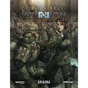 Infinity: RPG Ariadna (BOOK)