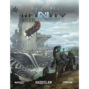Infinity: RPG Haqqislam (BOOK)