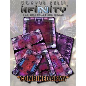 Infinity: Combined Army Geomorphic Tile Set (Infinity RPG Access) ^ FEB 2020