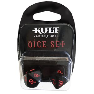 Kult: Divinity Lost Dice Set ^ FEB 2020