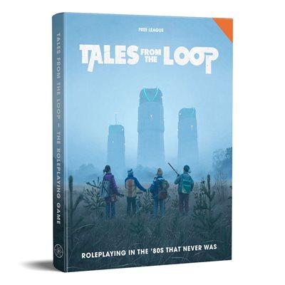 Tales from the Loop RPG (80s Era) (BOOK)