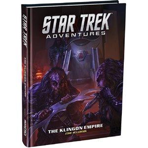 Star Trek Adventures RPG: Klingon Empire Core (BOOK) ^ OCT 2020