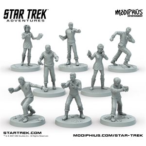 Star Trek Adventures: Original Series 32mm Minis Box Set