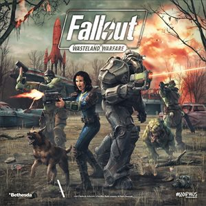 Fallout: Wasteland Warfare: Two Player Starter