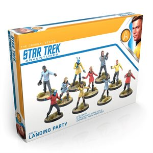 Star Trek Adventures: Original Series Landing Party