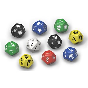 Fallout: Wasteland Warfare: Dice Set