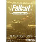 Fallout: Wasteland Warfare: Settlement Deck