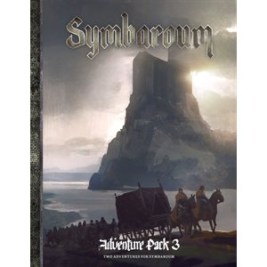 Symbaroum: Adventures Pack 3 (BOOK) ^ Mar 2019