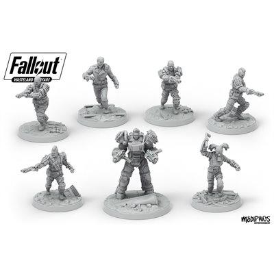 Fallout: Wasteland Warfare: Raiders Core Set