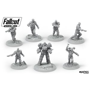 Fallout: Wasteland Warfare: Raiders Core Set ^ August 2019