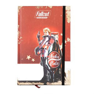 Fallout: Wasteland Warfare: Nuka Notebook (BOOK)