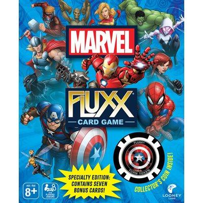 Marvel Fluxx - Specialty Edition (no amazon sales) ^ July 11 2019