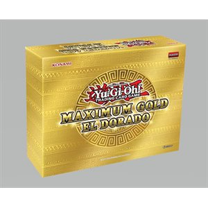 Yugioh: Maximum Gold El Dorado ^ NOV 19 2021