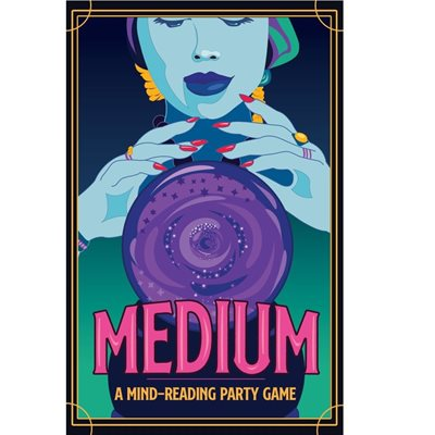 Medium: A Mind Reading Party Game