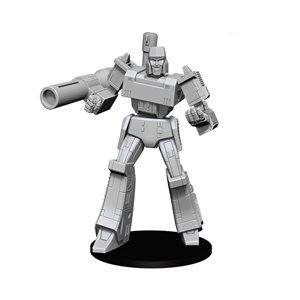 Transformers Deep Cuts Unpainted Miniatures: Megatron ^ JAN 2020