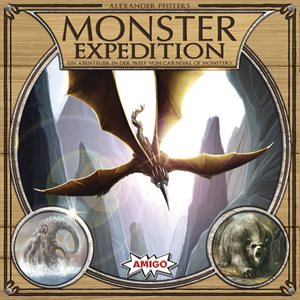 Monster Expedition (No Amazon Sales)
