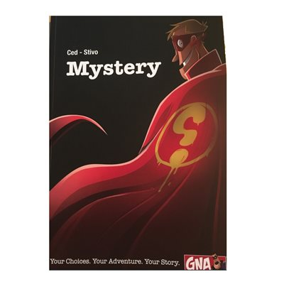 Mystery RPG (BOOK) ^ OCT 2019