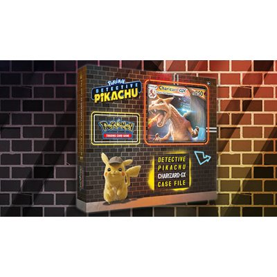 Pokemon Detective Pikachu Charizard Gx Case File Apr 5 2019