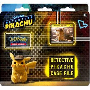Pokemon: Detective Pikachu Case File