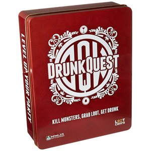 DrunkQuest Tin