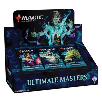 Magic the Gathering: Ultimate Masters Booster