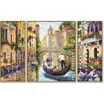 Paint by Numbers: Venice - The City in the Lagoon
