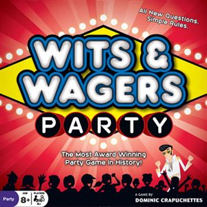 Wits & Wagers Party (No Amazon Sales)