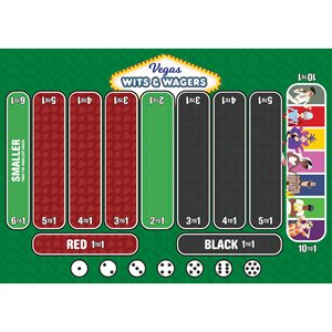 Wits & Wagers Vegas Expansion (No Amazon Sales)