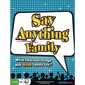 Say Anything Family Edition (No Amazon Sales)