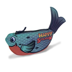 Happy Salmon Blue (No Amazon Sales)