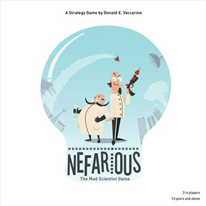 Nefarious (No Amazon Sales)